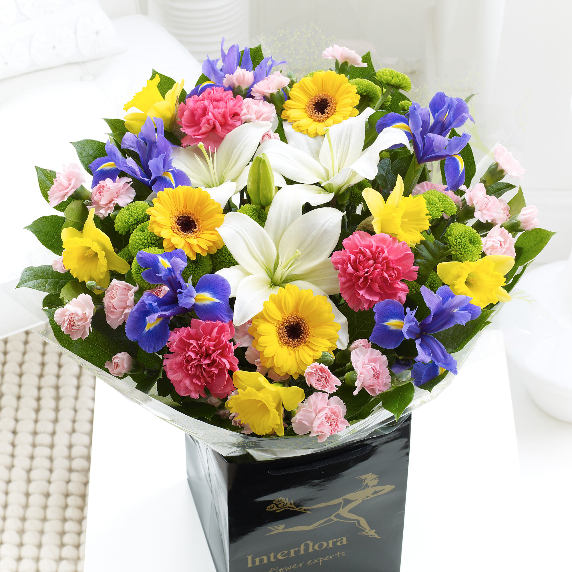Ht Hopping Into Spring Large Fleurtations Flowers
